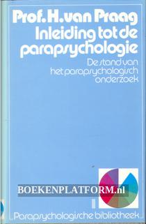 Inleiding tot de parapsychologie