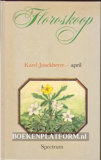Floroskoop april
