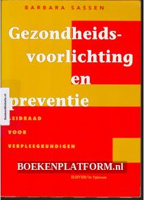 Gezondheids voorlichting en preventie