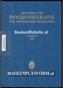 Zeitschrift fur Psychotherapie und Medizinische Psychologie 1959