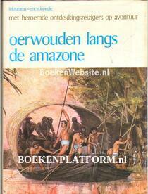 Oerwouden langs de Amazone