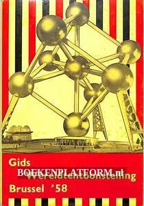 Gids Wereld-tentoonstelling Brussel '58