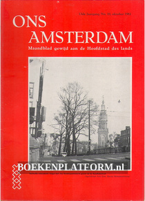 Ons Amsterdam 1961 no.10