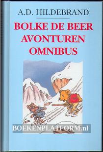 Bolke de beer, avonturen omnibus