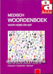 Medisch woordenboek voor hond en kat