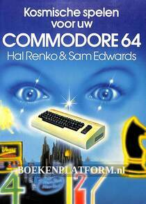 Kosmische spelen voor uw Commodore 64