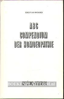 ABC Compendium der homoeopathie