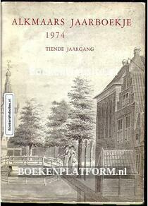 Alkmaars jaarboekje 1974
