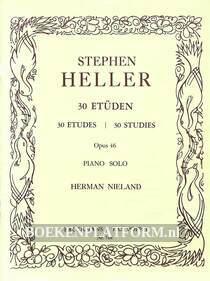 Stephen Heller 30 Etüden