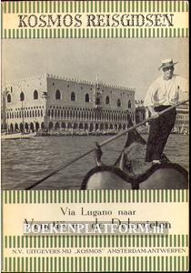 Via Lugano naar Venetie en de Dolomieten