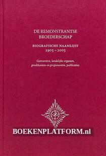 De Remonstrantse Broederschap