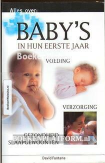 Baby's in hun eerste jaar