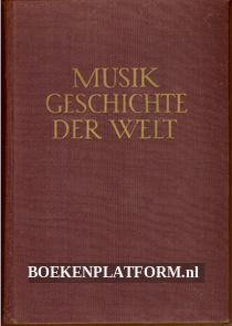 Musikgeschichte der Welt