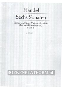 Händel Sechs Sonaten