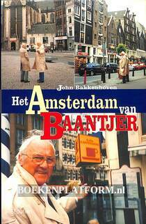 Het Amsterdam van Baantjer
