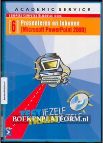 Presenteren en tekenen Microsoft PowerPoint 2000