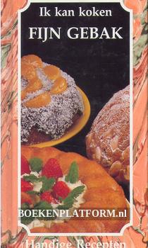 Fijn gebak