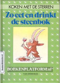 Zo eet en drinkt de Steenbok