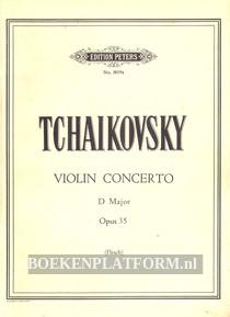 Tchaikovsky Violin Concerto Opus 35