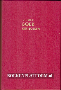 Uit het Boek der boeken