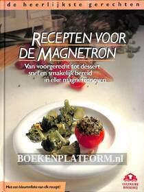 Recepten voor de magnetron