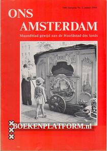 Ons Amsterdam 1964 no.01