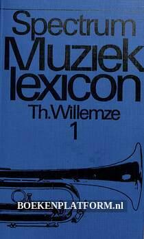 Spectrum Muzieklexicon 1