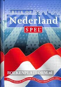 Blik op Nederland, spel