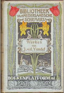 Werken van J. v.d. Vondel 1639-1640