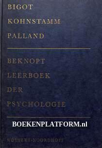 Beknopt leerboek der psychologie