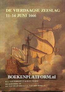 De vierdaagse zeeslag 11-14 juni 1666