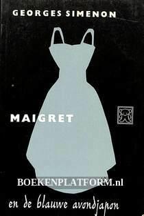 0280 Maigret en de blauwe avondjapon