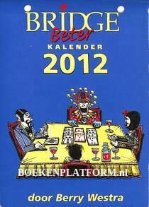 Bridge scheurkalender 2012