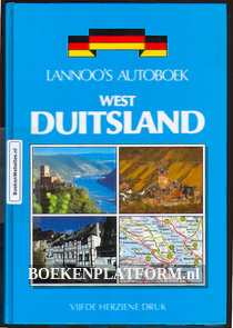Lannoo's autoboek West Duitsland
