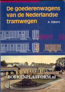 De goederenwagen van de Nederlandse tramwegen