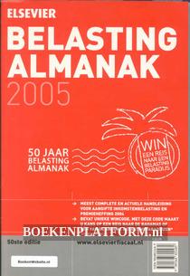 Belasting Almanak 2005
