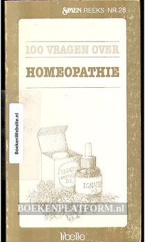 100 vragen over Homeopathie