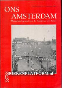 Ons Amsterdam 1960 no.12