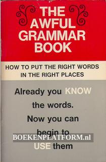 The Awful Grammar Book