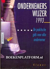 Ondernemers wijzer 1993