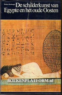 De schilderkunst van Egypte en het oude Oosten