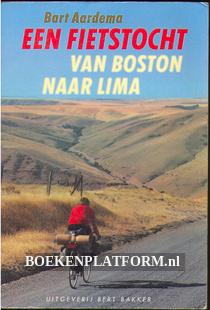 Een fietstocht van Boston naar Lima