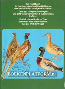 Das grosse Vogelbuch in Farbe