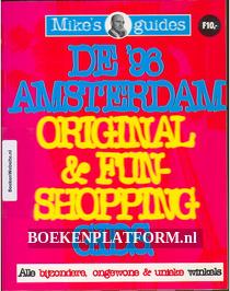 De '96 Amsterdam original & Funshopping gids