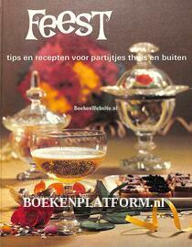 Feest, tips en recepten voor partijtjes thuis en buiten
