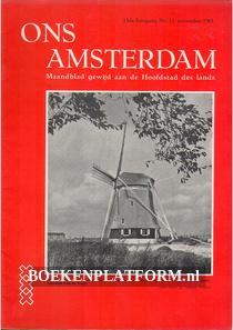 Ons Amsterdam 1961 no.11