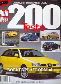 AutoWeek Testjaarboek 2000