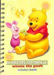 Winnie the  Pooh creche-boek