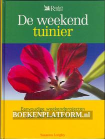 De weekend tuinier