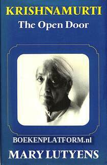 Krishnamurti The Open Door